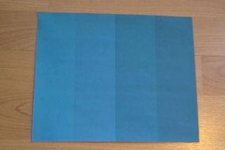 4 nuances de bleu illusion d 39 optique. Black Bedroom Furniture Sets. Home Design Ideas