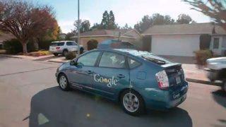 test de la voiture sans conducteur de google. Black Bedroom Furniture Sets. Home Design Ideas