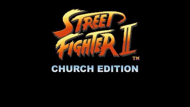 street fighter church edition vimeo er