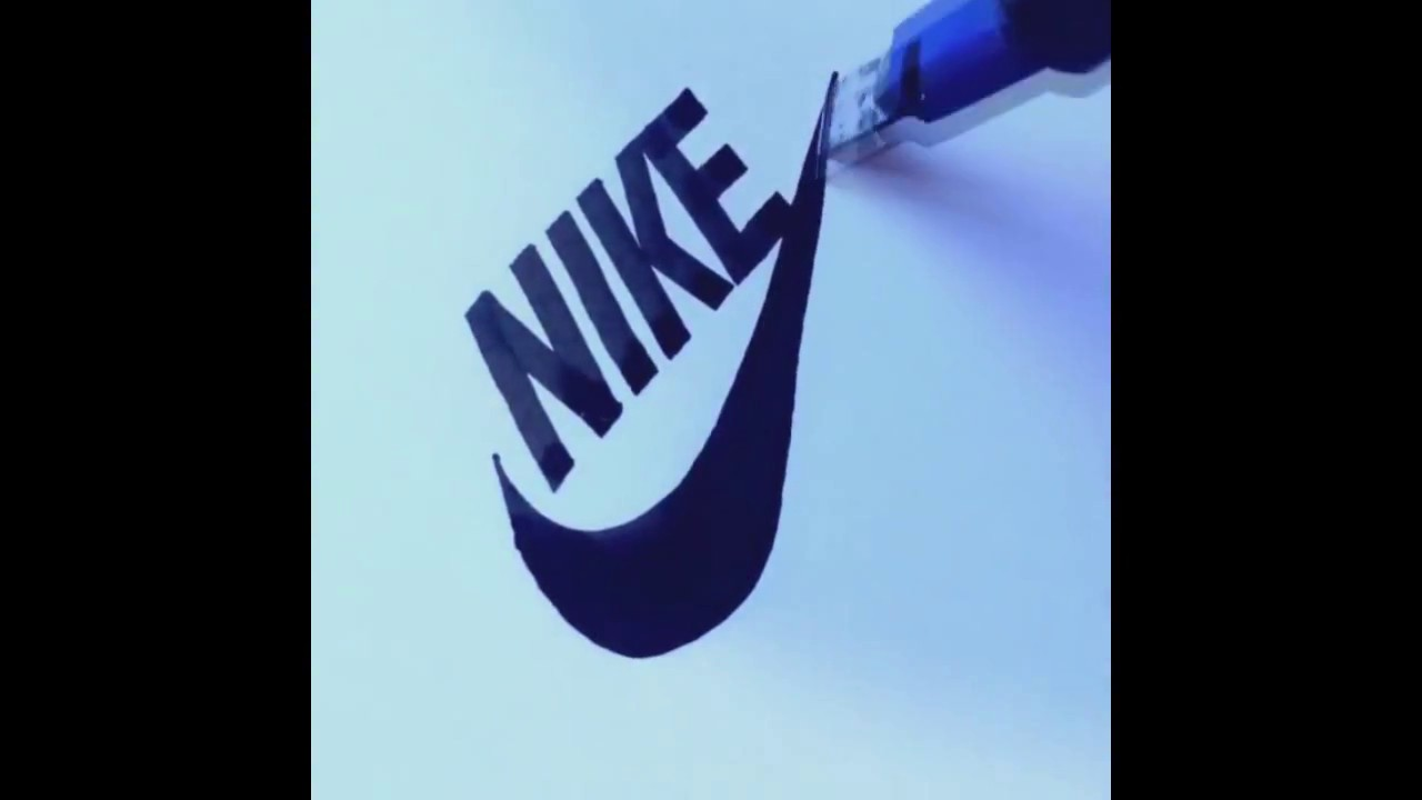 Dessiner des logos c l bres la main - Image a dessiner ...
