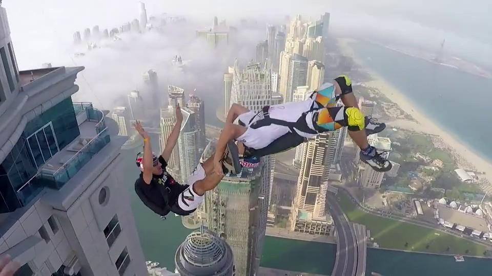 Dream Jump (Dubaï 4K)