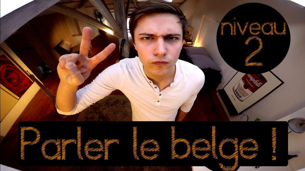 parler le belge  niveau 2    ufeb