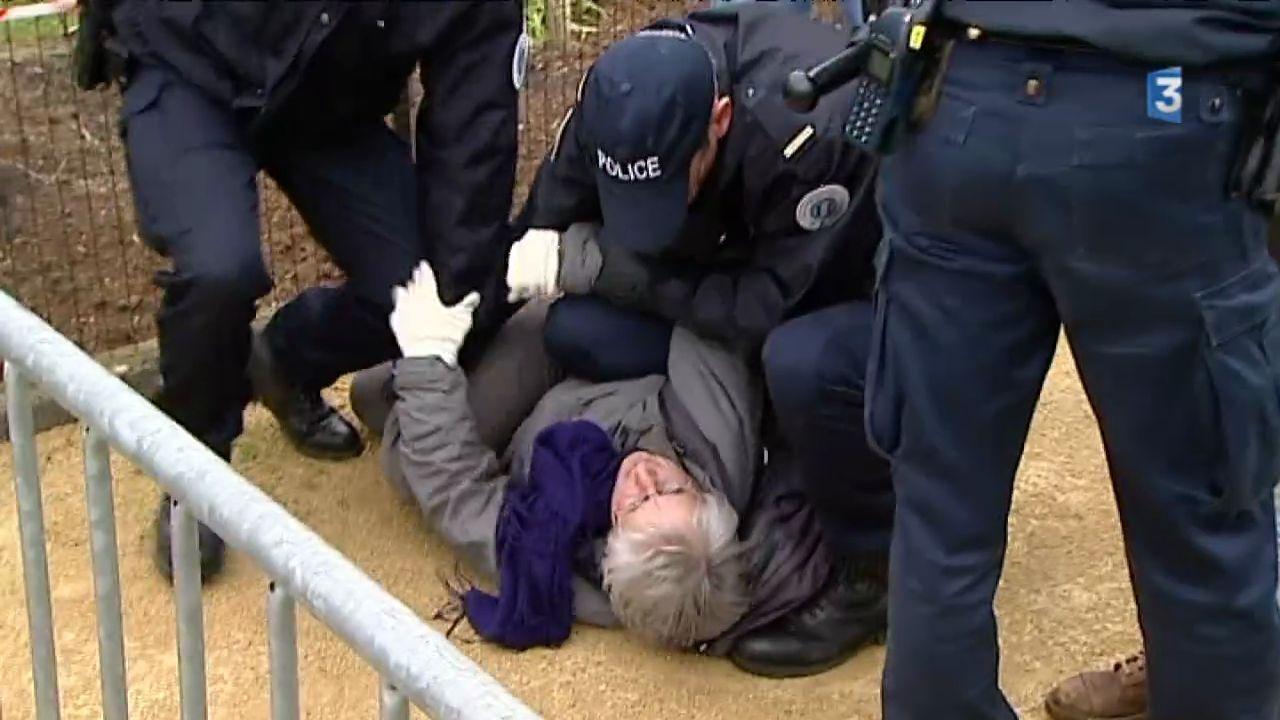 arrestation muscl e d 39 une mamie de 72 ans. Black Bedroom Furniture Sets. Home Design Ideas
