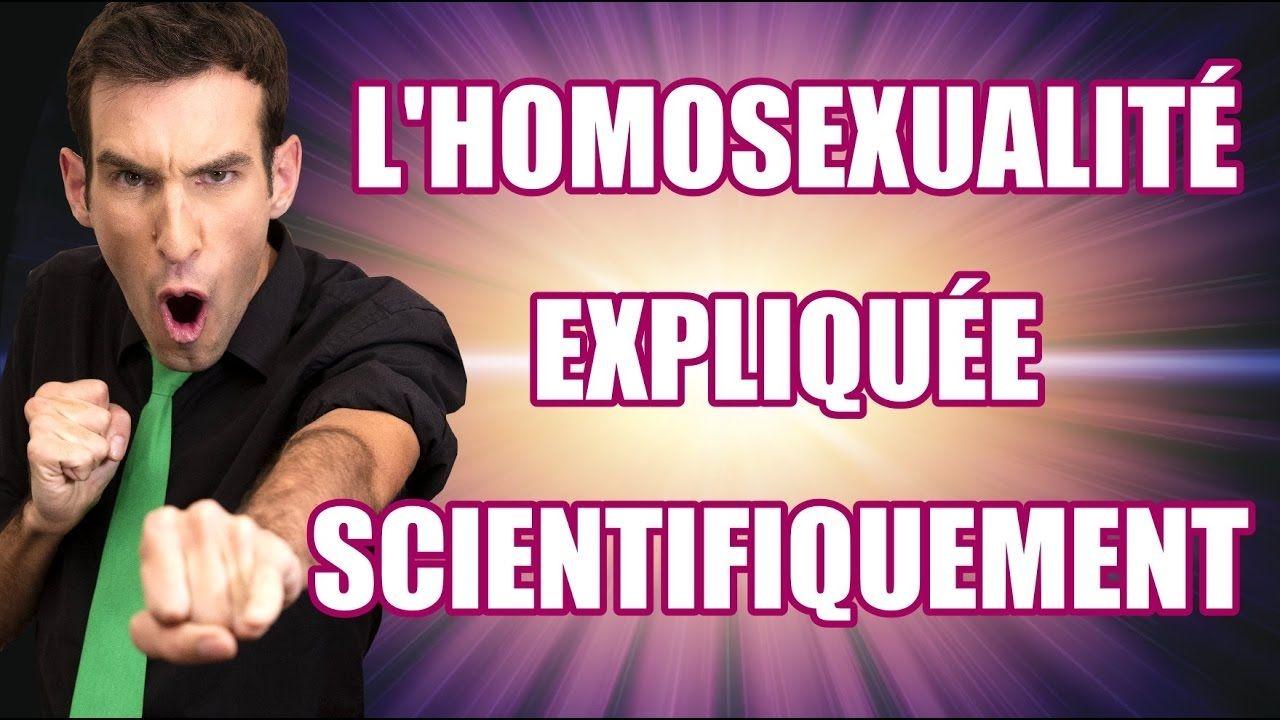 concernant l homosexualité